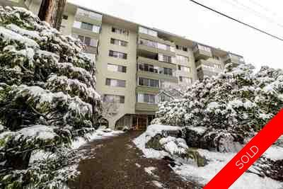 Ambleside Condo for sale:  1 bedroom 697 sq.ft. (Listed 2019-02-20)